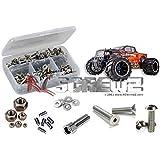 RCScrewZ Redcat Racing Rampage MT V3 Stainless Steel Screw Kit #rcr043