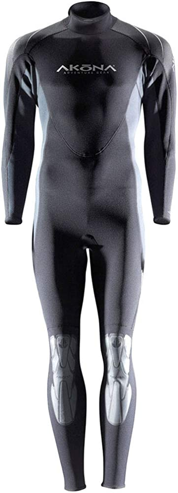 AKONA Men's 1mm Tropical Water Wetsuit