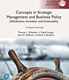 img - for Concepts In Strategic Management And Business Policy: Globalization, Innovation And Sustainability, Global Edition, 15Th Edition book / textbook / text book