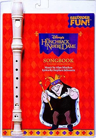 The Hunchback of Notre Dame: Book/Instrument Pack (Recorder Fun!)