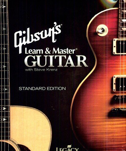 (Gibson's Learn & Master Guitar(Book and DVD) by Krenz. Steve ( 2011 ) Paperback)