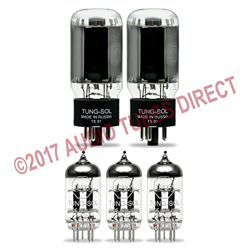 - Tung-Sol Tube Upgrade Kit For Fender Hot Rod Deville/Hot Rod Deluxe Amps