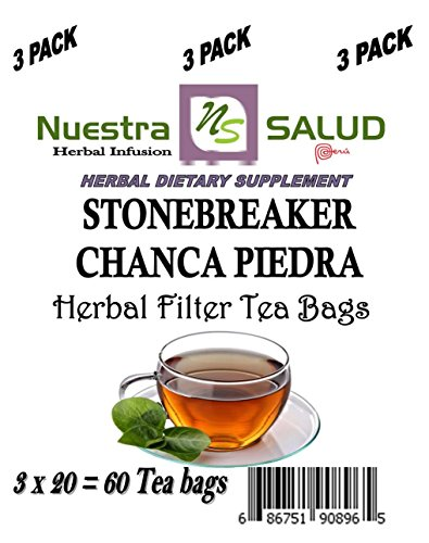 Chanca Piedra Tea Bags - 4