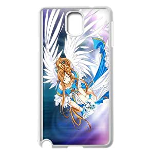 ah my goddess Samsung Galaxy Note 3 Cell Phone Case White&Phone Accessory STC_142336