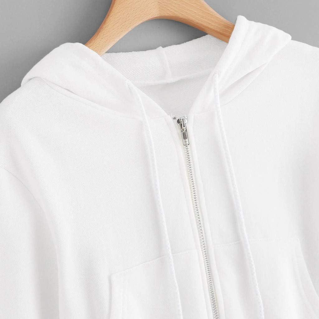 Shakumy Womens Teen Girls Long Sleeve Casual Cest LA Vie Paris Cute Crop Top Hoodies Sweatshirts Sweaters Pullover Shirts