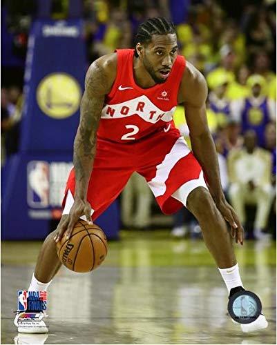 630c2f70f135b Amazon.com: Kawhi Leonard Toronto Raptors 2019 NBA Finals Action ...