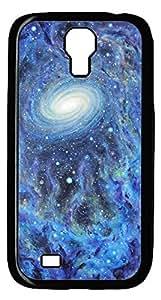Brian114 Samsung Galaxy S4 Case, S4 Case - Cool Black Back Hard Case for Samsung Galaxy S4 I9500 Deep Space Design Hard Snap-On Cover for Samsung Galaxy S4 I9500