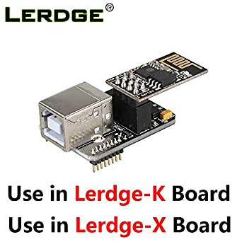 Amazon.com: Lerdge-X K - Placa base 3D para impresora (USB ...