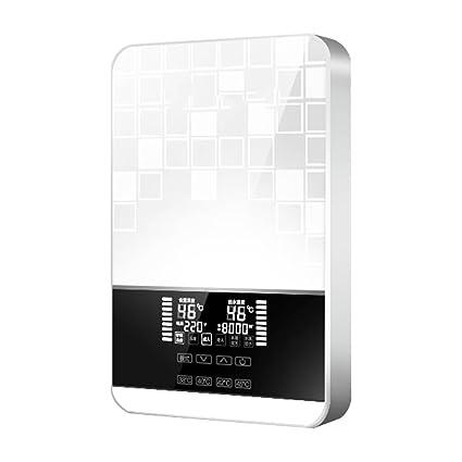 Calentadores de agua eléctricos de la temperatura constante constante del cuarto de baño del calentador de
