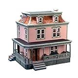 Dollhouse Miniature The Lily Dollhouse by Corona by Corona/Greenleaf Steel Rule Di