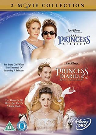 Image result for princess diaries 1 and 2
