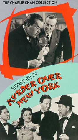 Charlie Chan: Murder Over New York [VHS] for sale  Delivered anywhere in USA