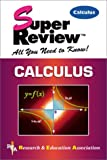 Calculus, Research and Education Association Editors, 0878911820
