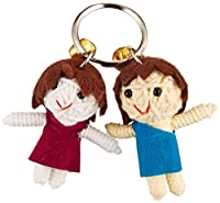 Watchover Voodoo Gemini Doll, One Color, One Size