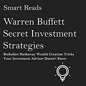 Warren Buffett Secret Investment Strategies Audiobook
