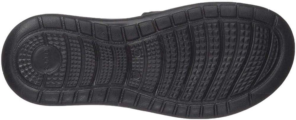 Crocs Reviva Slide W Zapatos de Playa y Piscina para Mujer
