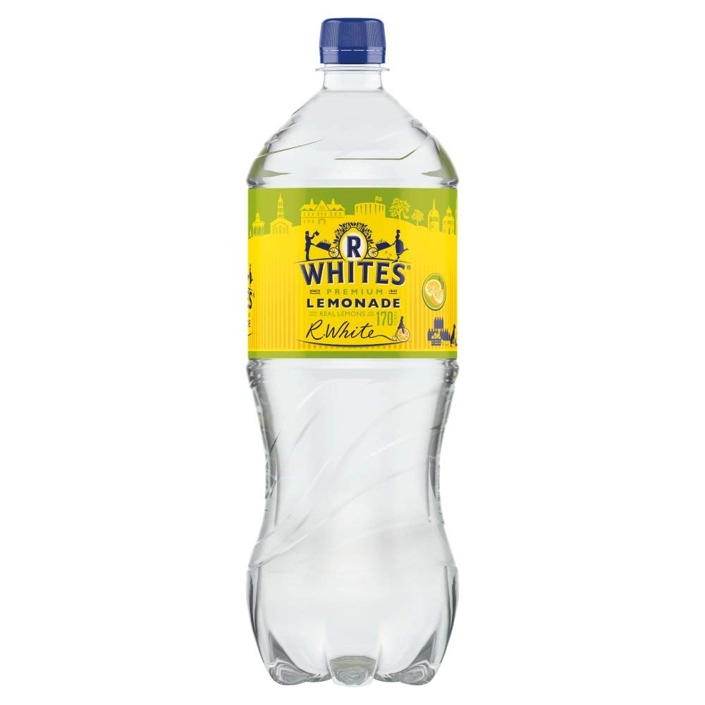 R.Whites Premium Lemonade 1.5L x 12 Bottles