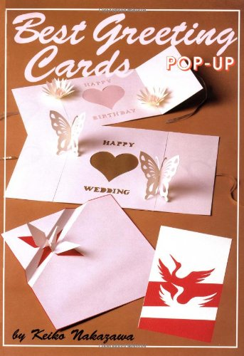 Pop up best greeting cards origami classroom keiko nakazawa pop up best greeting cards origami classroom keiko nakazawa 9780870409646 amazon books m4hsunfo