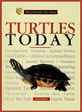 Turtles Today: A Complete and up-to-Date Guide (Basic Domestic Pet Library)