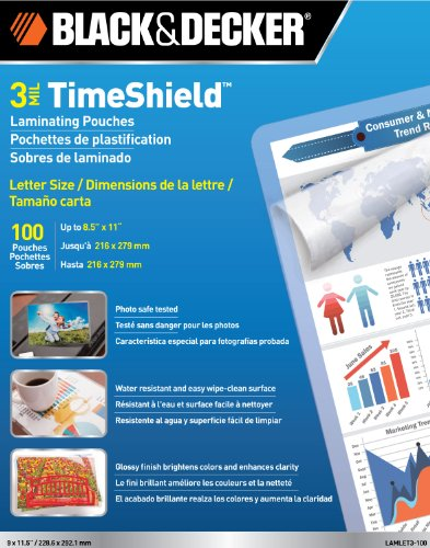 black-decker-timeshield-thermal-laminating-pouches-letter-3-mil-100-pack-lamlet3-100