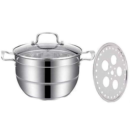 Lnoxidable Doble Vapor Estofado/cocción al vapor/especificaciones ...
