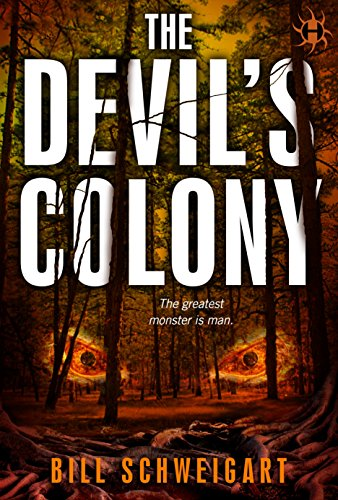 Image of The Devil's Colony (The Fatal Folklore Trilogy)