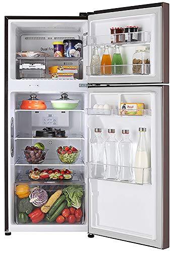 LG 260L Inverter Double Door Refrigerator