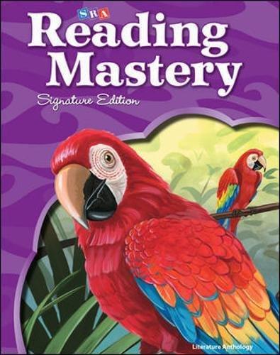 Reading Mastery Reading/Literature Strand Grade 4, Literature Anthology (READING MASTERY LEVEL VI)