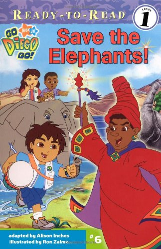 Save the Elephants! (Go, Diego, Go!) pdf