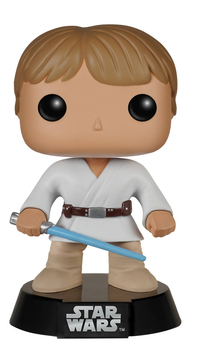 FunKo - Figurine Star Wars - Luke Tatooine Pop 10cm - 0849803057107