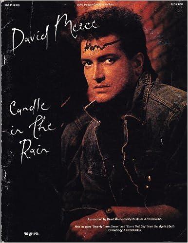 David Meece - Candle in the Rain