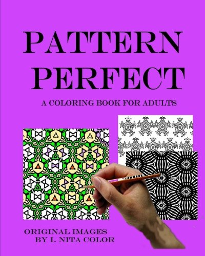 Pattern Perfect: A Coloring Book for Adults pdf