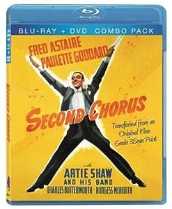 Second Chorus Blu-Ray + DVD Combo Pack
