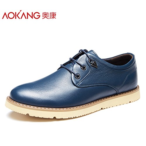 Aemember Autunno Scarpe Uomo quotidianamente le scarpe per il tempo libero Uomini Casuale scarpe scarpe uomo tuta ,43, PO 173211433 Lan