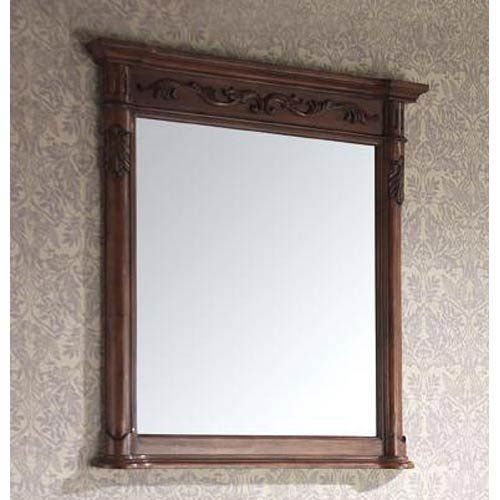 Avanity Provence 36 in. Mirror in Antique Cherry finish ()