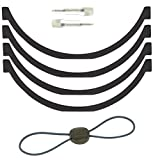 150mm Haida Accessory Kit: 4 X Curved Light Seal Gasket 2 X Spare Lock Screws & Spider Cap Keeper for Filter Holder 150 Series