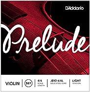 D'Addario Prelude Violin String Set - J810 1/1