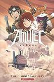The Amulet #3: The Cloud Searchers