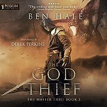 THE GOD THIEF: THE MASTER THIEF, BOOK 3