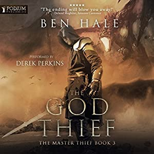 The God Thief Audiobook
