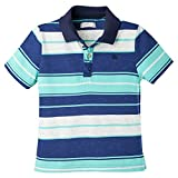 OFFCORSS Cotton Polo Shirts for Teen Boys Camisetas Tipo Polo Para Niños Blue 8