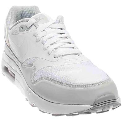 Nike Mens Air Max 1 Ultra 2.0 Essential Casual Shoes White 9 Medium (D)