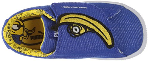 Pictures of PUMA Baby Minions Basket Wrap Statement Leather 36408801 2