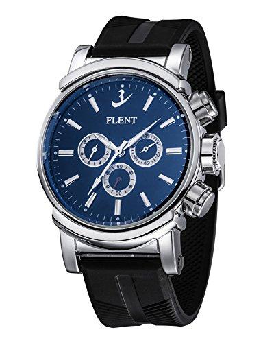 blue dial luxury - 4