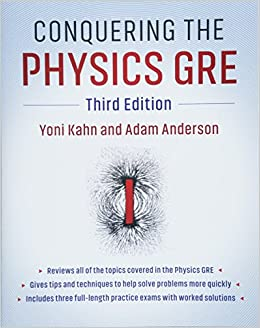 conquering the physics gre download