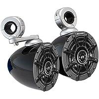 Pair Kicker 4 120 Watt Rollbar Tower Speakers For ATV/UTVCART