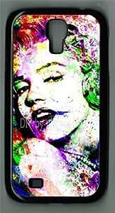 Samsung Galaxy S4 I9500 Case colorful Artistic Forever Marilyn Monroe Samsung galaxy s4 case