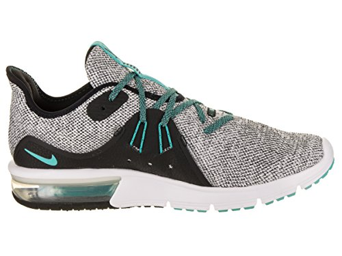 Hyper Noir Chaussures Homme Black Air Max Nike Jade Clair de Sequent White Gris Running 3 RqIZIwA78x