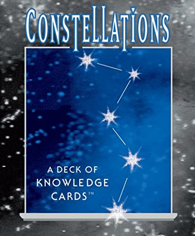 Constellations Knowledge Cards Deck (History Of Constellations)