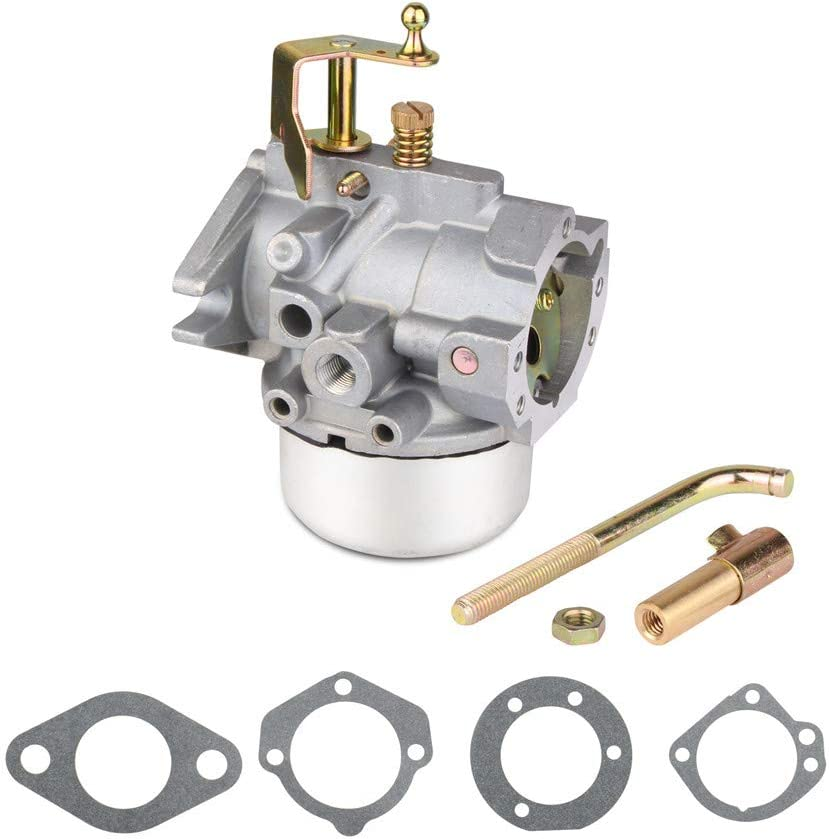 Wilk Carburetor for Kohler K321 K341 Cast Iron 14hp 16hp Tractor Engine Carb with k341 Gasket